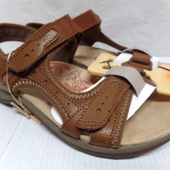 1c809ef1 Earth Spirit Shoes | Womens Abbi Leather Sandals | Poshmark